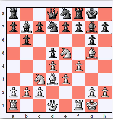 Online Chess Tactic Tuesday 24.1