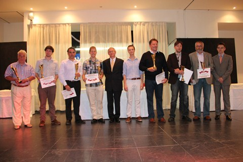 ACO World Amateur Chess Championship Crete 2013